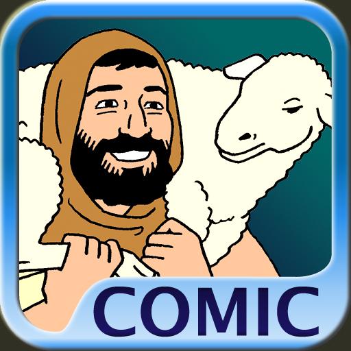 Biblia en cómic - Parábolas y milagros